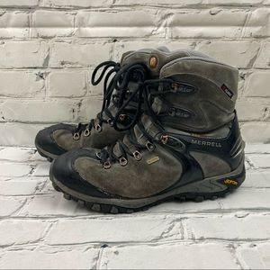 Merrill thinsulate polartec men's boots